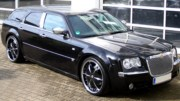 Chrysler 300c Touring - Black Tour Edition